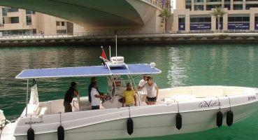 Silvercraft 38, Дубай