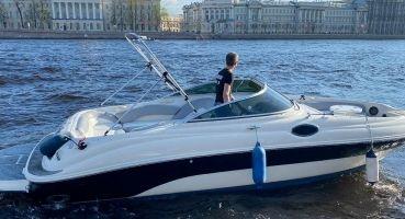 Sea Ray 240 Sundeck, Санкт-Петербург