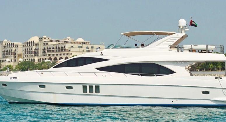 Majesty 63ft, Дубай