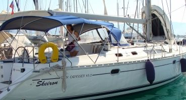 Sun Odyssey 45, Мармарис