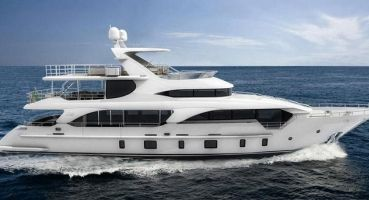 Benetti Tradition Supreme 108, Владивосток