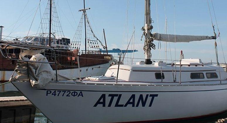 Атлант, Анапа