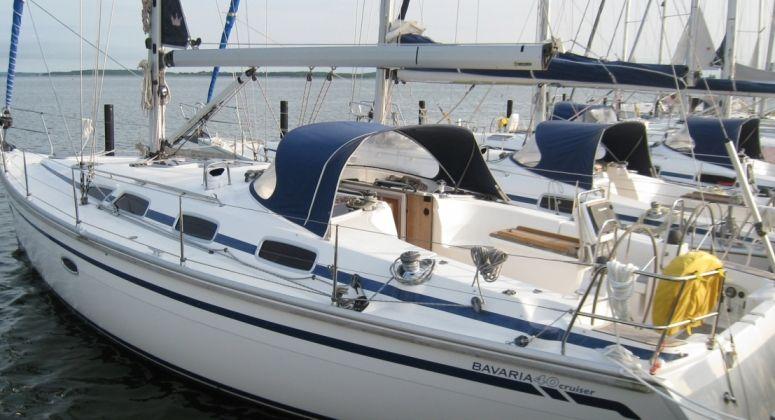 Bavaria 40 Cruiser, Градо