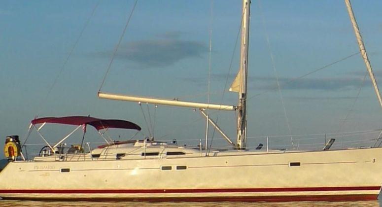 Beneteau Oceanis 473, Радасуль
