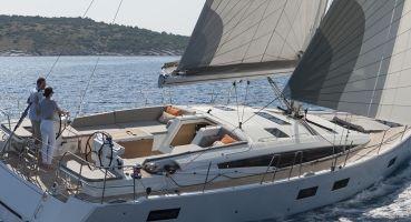 Jeanneau 54, Афины