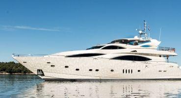 Sunseeker 105 Yacht, Сплит
