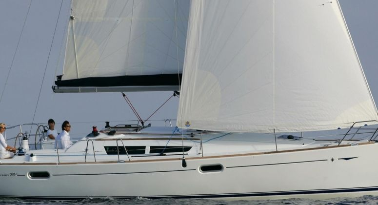 Sun Odyssey 39i, Denia