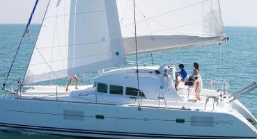 Lagoon 380,  Миконос
