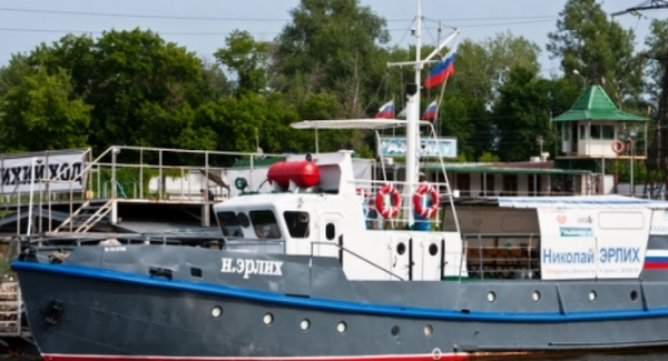 Николай Эрлих, Самара