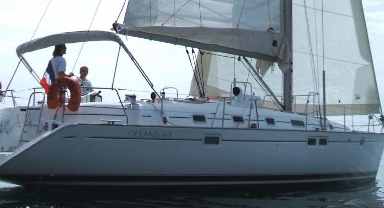 Oceanis 461, Пальма