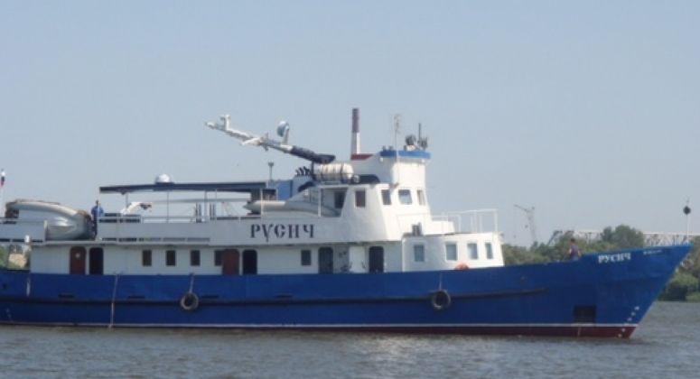Русич, Астрахань
