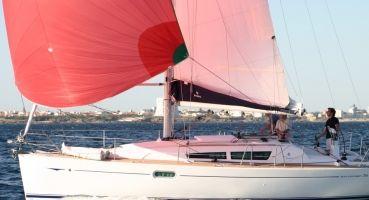 Sun Odyssey 36i , Мармарис