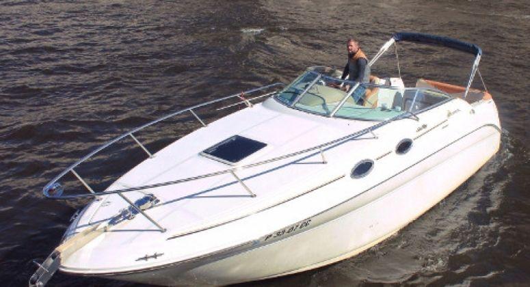 Sea Ray Sundancer 275, Санкт-Петербург