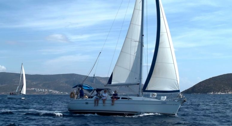 Sun Odyssey 37, Fethiye