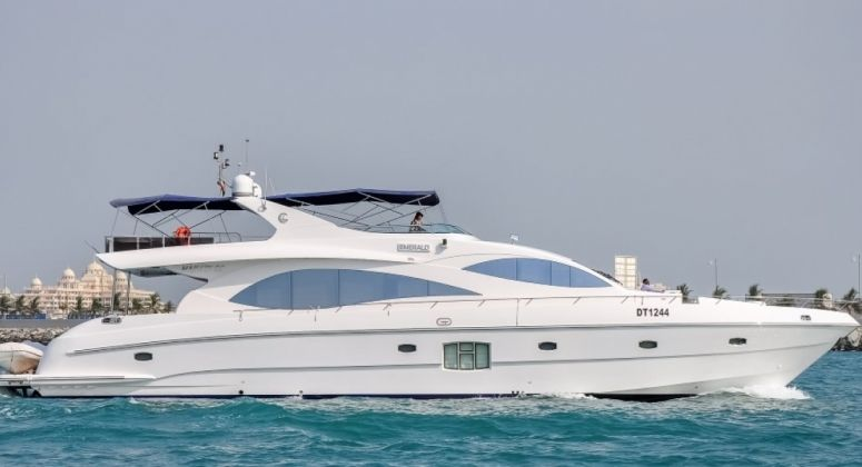 Majesty 88ft, Дубай