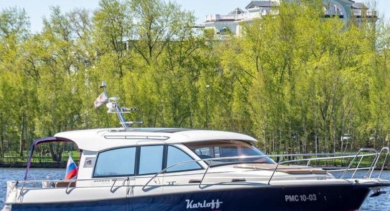 Nimbus 365 Coupe, Москва