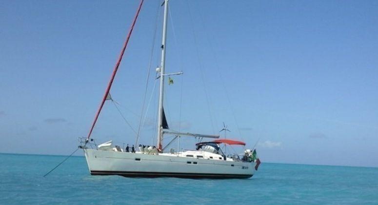 Oceanis 473, Мариго