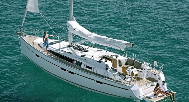 Bavaria Cruiser 46, St Thomas