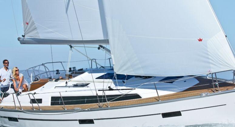 Bavaria Cruiser 37, Пальма