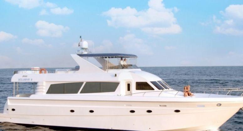 Gulf Craft 86ft, Дубай