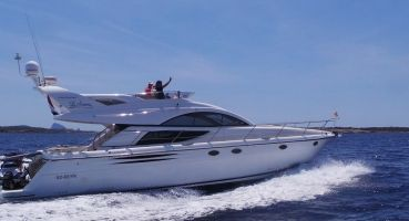 Fairline Phantom50, Валенсия