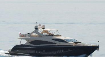 Sunseeker Yacht 86, Тиват
