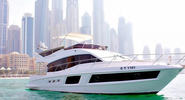 Majesty 48ft, Дубай