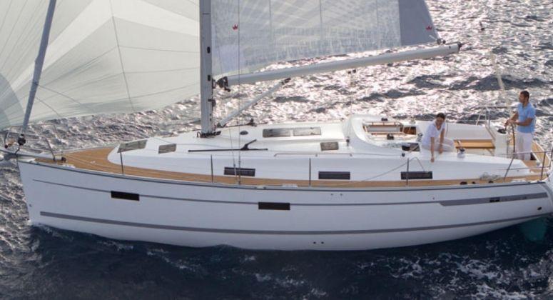 Bavaria Cruiser 36, Пальма