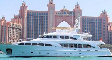 Benetti 35m, Дубай