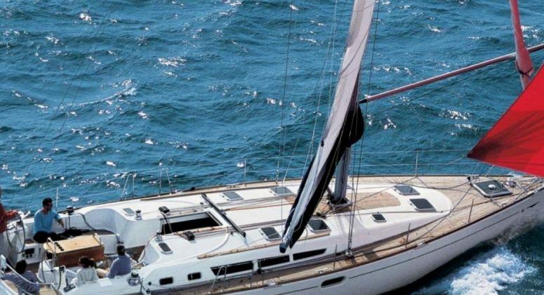Sun Odyssey 49, Мармарис