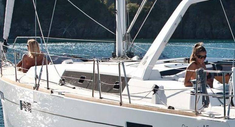 Oceanis 45, Мармарис